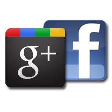 Google+-x-Facebook